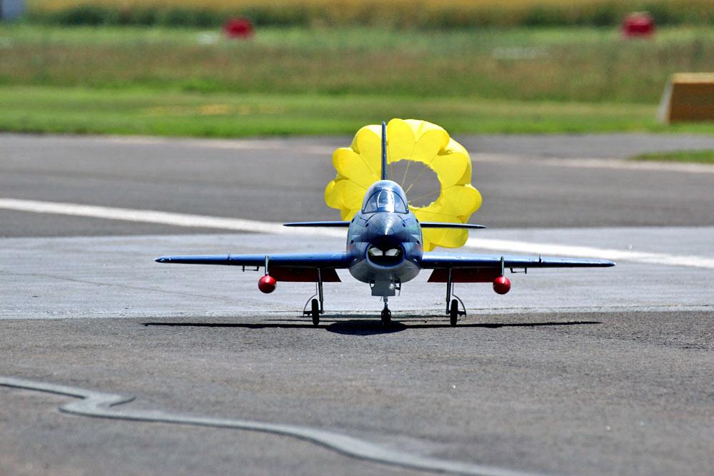 FIAT G.92EDF JET