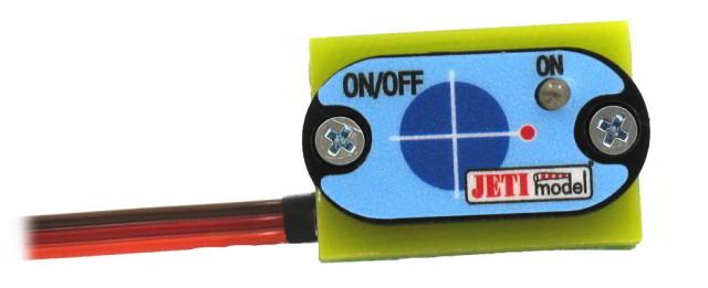JETI マグネット式電子スイッチ